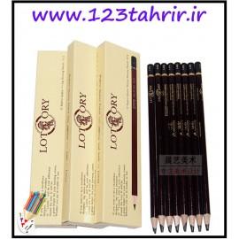 مداد طراحی B12 لاتاری