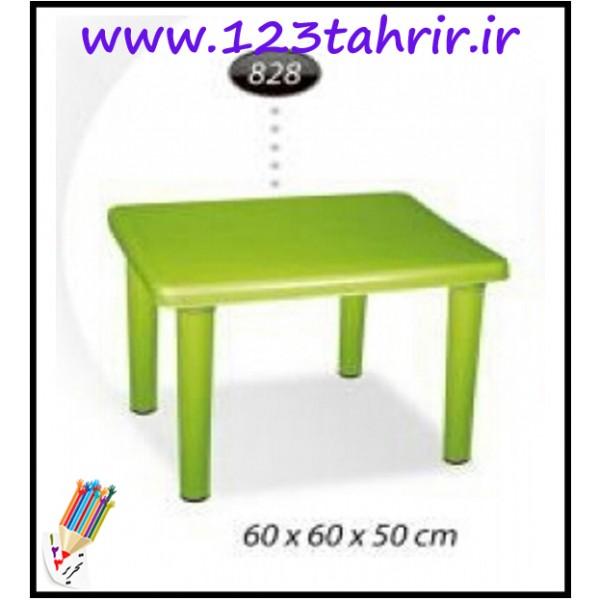 میز مهدکودکی 60*60 ناصر