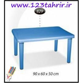میز مهدکودکی 90*60 ناصر