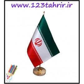 پرچم رو میزی پارچه ای